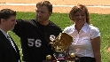 Buehrle gets Gold Glove
