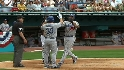 Belliard&#039;s two-run single