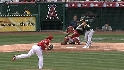 Ellis&#039; RBI double