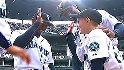 Safeco Field pregame ceremonies
