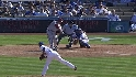 Johnson&#039;s RBI single