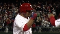 Victorino's three-run triple
