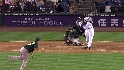 Bradley&#039;s two-run single