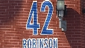 Phillies honor Jackie Robinson