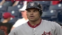 Pudge&#039;s two-run hit