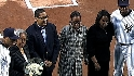 Jackie honored at the Stadium