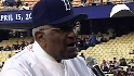 Dodgers honor Jackie Robinson