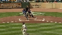 Ankiel&#039;s two-run shot