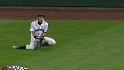 Ichiro makes sliding catch