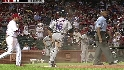 Reyes puts Mets in front