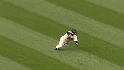 Choo&#039;s run-saving catch