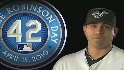 Romero on Jackie Robinson Day