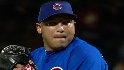 Zambrano's nine strikeouts
