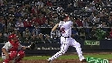 Glaus' two-run home run
