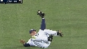 Eckstein's diving catch