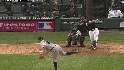 Konerko&#039;s solo shot