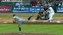 McCutchen's strong throw
