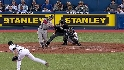 Varitek's two-run single