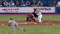 Gonzalez&#039;s two-run triple