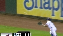 Murphy's diving catch