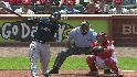 Heyward hammers one