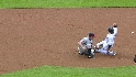 Jackson steals second