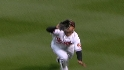 Markakis' diving catch