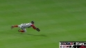 Morgan&#039;s diving catch
