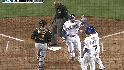 Loney&#039;s three-run jack