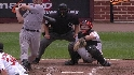 Varitek&#039;s solo homer