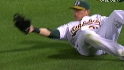 Sweeney&#039;s sliding catch
