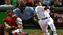 Pedroia's three-run blast