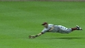 Parra&#039;s diving catch