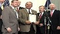 U.S. Senate honors Bobby Cox