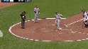 Avila's second home run