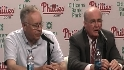 Phillies news conference