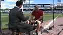 Strasburg on his development