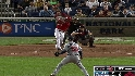 Harris' walk-off single