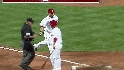 Owings' two-run homer