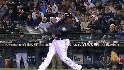 Griffey ends the no-no attempt