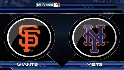Recap: SF 4, NYM 5