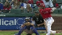 Andrus&#039; RBI single