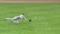 Maier's diving catch