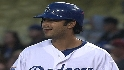 Ethier's three hits