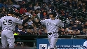 Yanks&#039; six-run ninth