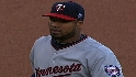 Liriano strikes out 10