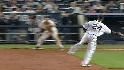 Cano&#039;s tough throw