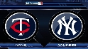 Recap: MIN 4, NYY 8
