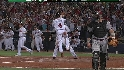Prado&#039;s walk-off single