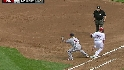 Freese's barehanded play